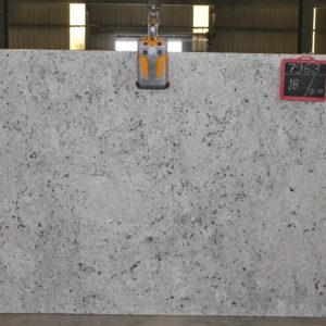 Colonial White marble