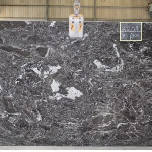 Forest Black marble