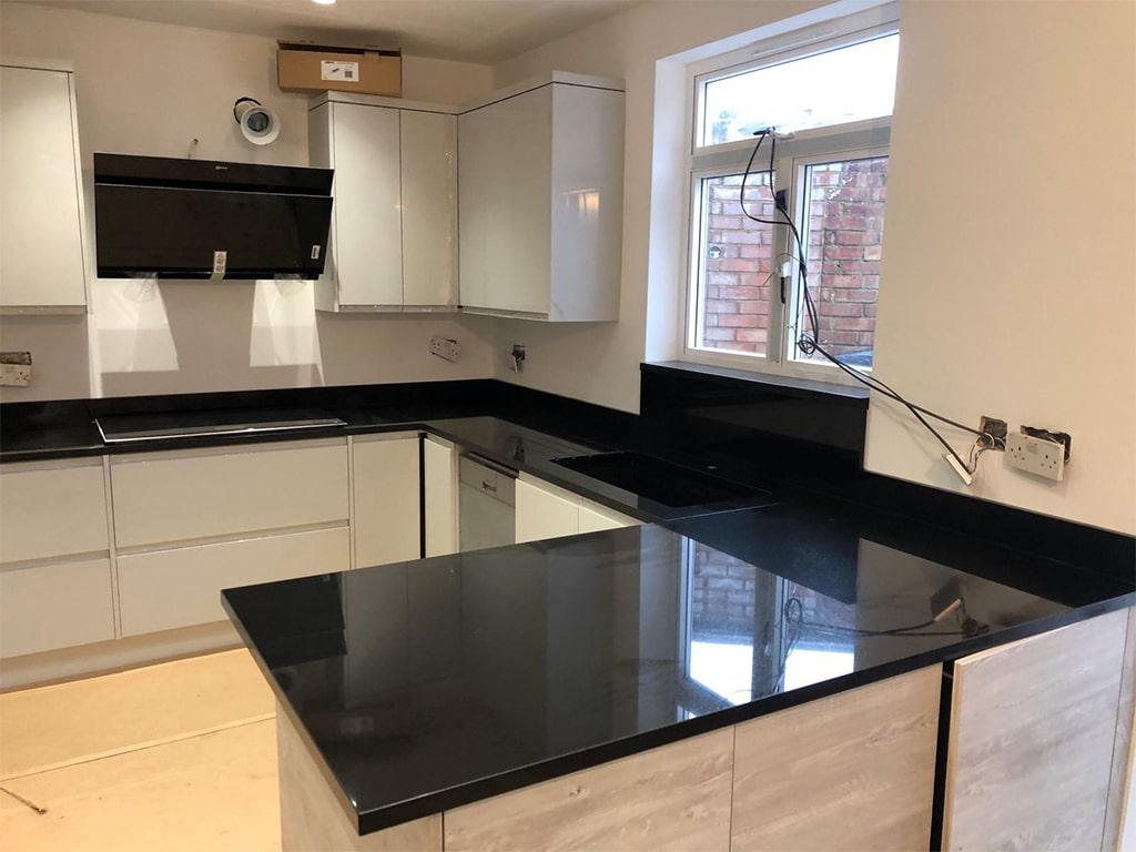 Bespoke Granite Worktops In Hampshire For Kitchens Bathrooms