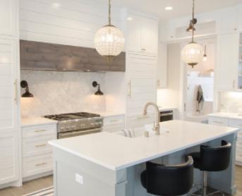 Types of White Granite Countertops