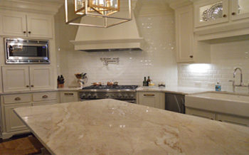 Cream Granite Worktop