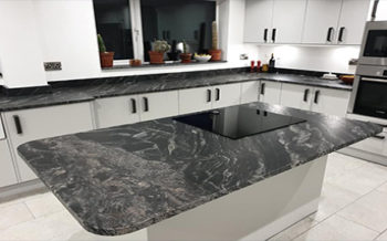 Black Forest Granite Worktops
